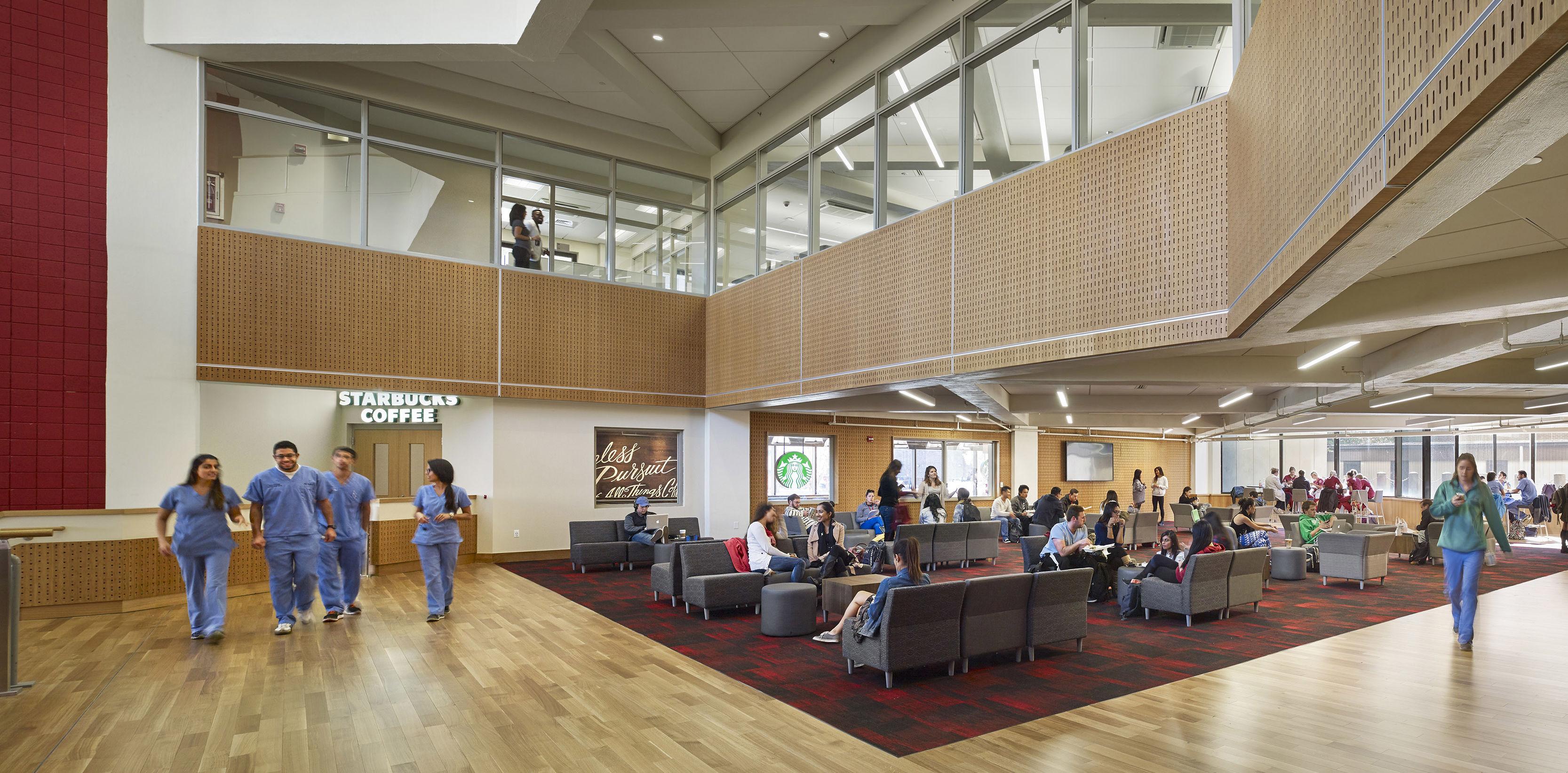 SFC 1st floor lobby