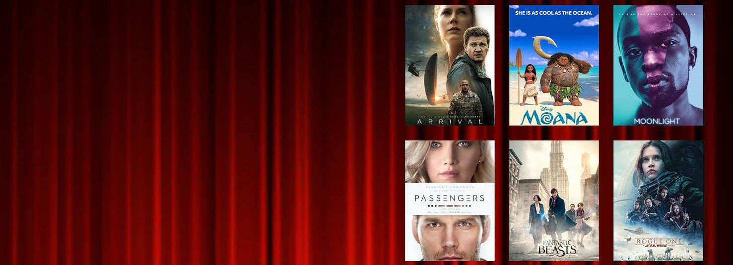 Spring 2017 Movies