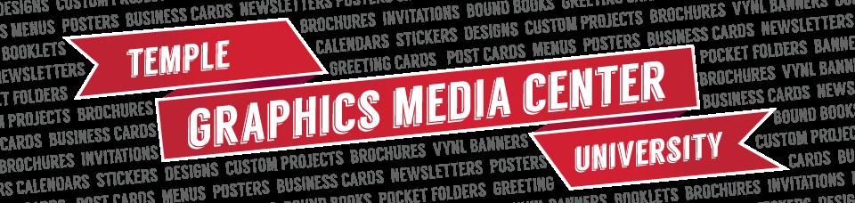 Graphics Media Center Logo